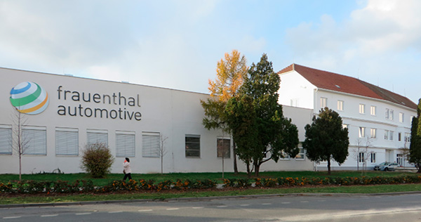 Frauenthal-Automotive Hustopece
